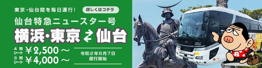 仙台特急ニュースター号